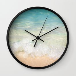 Sudden Clarity Wall Clock