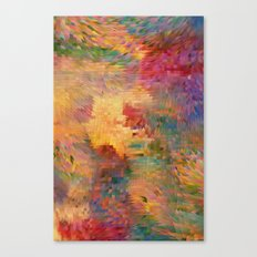 Claude Canvas Print
