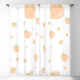 Plenty of Peaches Blackout Curtain