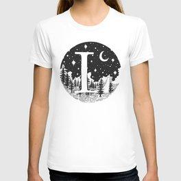 Midnight L T-shirt