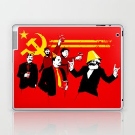 The Communist Party (original) Laptop & iPad Skin