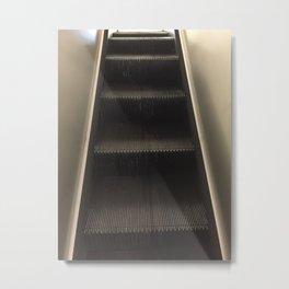 Escalator to Heaven Metal Print