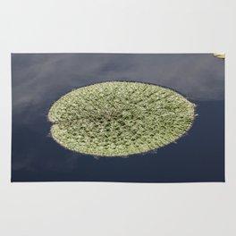 Crinkle Lily Pad Rug