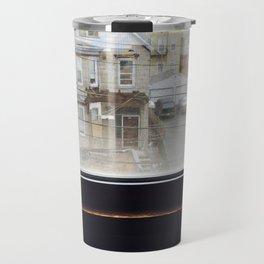 A window into the past Travel Mug