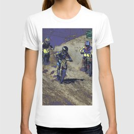 The Home Stretch - Motocross Racers T-shirt