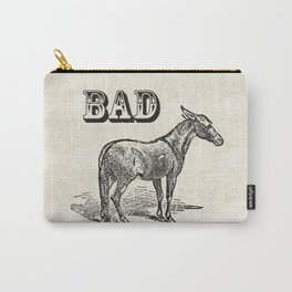 Bad Ass Carry-All Pouch