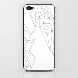 connections 3 iPhone Skin