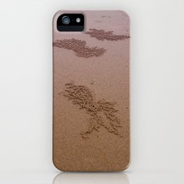 Sandart iPhone Case