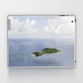 Tiny Island, Caribbean 2011 Laptop & iPad Skin