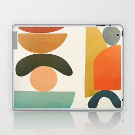 Modern Abstract Art 72 Laptop & iPad Skin