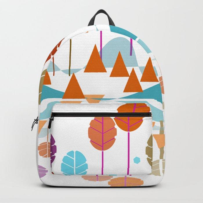 Autumn Vibes #society6 #buyArt #decor Backpack
