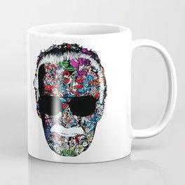 stanlee face Coffee Mug