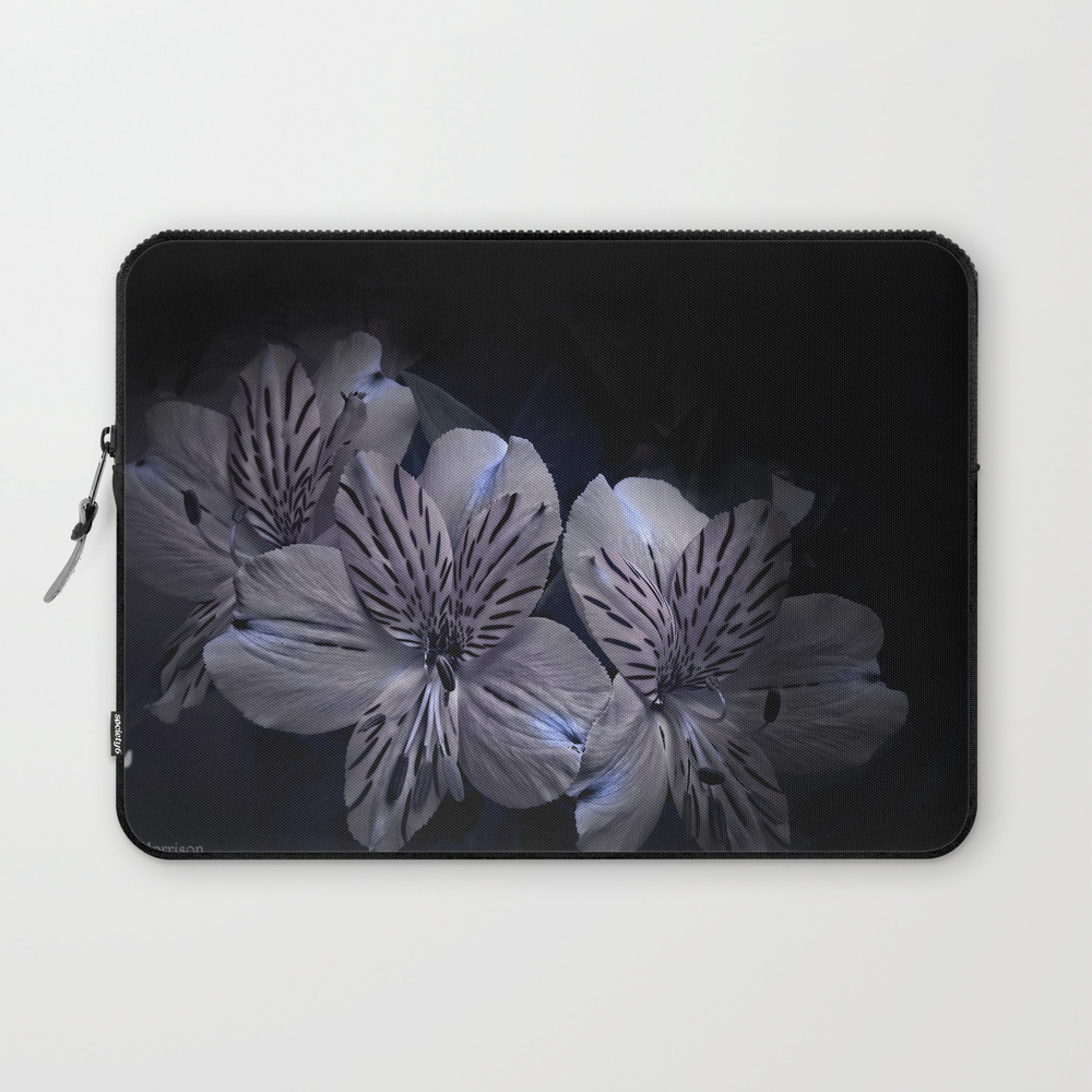 Lily In The Dark Laptop Sleeve LSV8243948