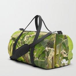 Tropical Bananas Duffle Bag