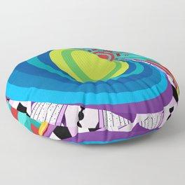 Hyperdimensional Floor Pillow