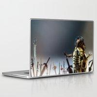 inner demons Laptop & iPad Skins featuring Demons by ssst