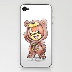 Bear-ly Noticeable iPhone & iPod Skin