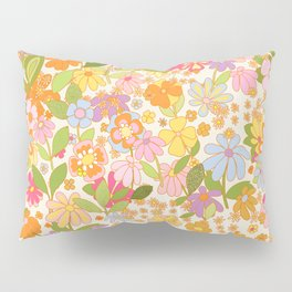 Nostalgia in the garden Pillow Sham