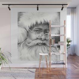 father christmas Wall Mural