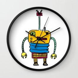 Mr. Radio Pop Wall Clock