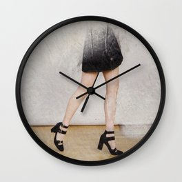 headless model No.02 Wall Clock
