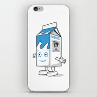 waldo iPhone & iPod Skins featuring Missing Waldo by Ale Faria