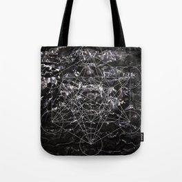 Metatronic Tote Bag