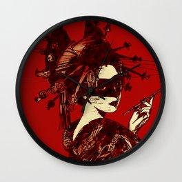 other art 0004 Wall Clock