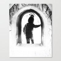 apocalypse now Canvas Prints featuring apocalypse now by Ariel Simon