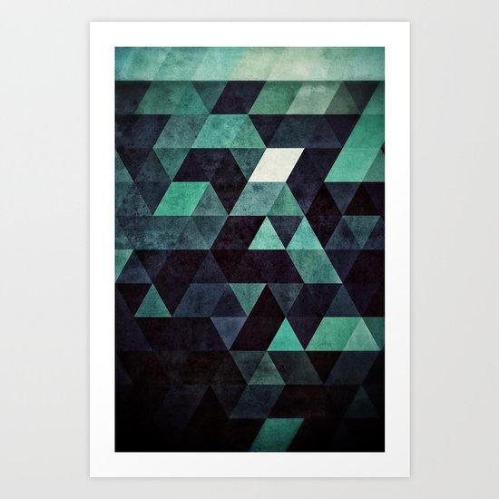 ddrypp Art Print