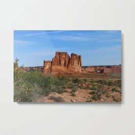 A Beautiful Place Metal Print
