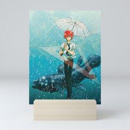 Tsuritama Mini Art Print