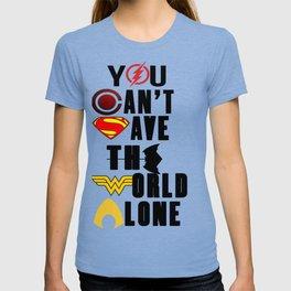league justice T-shirt