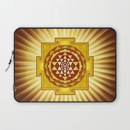 Sri Yantra IV.V Laptop Sleeve