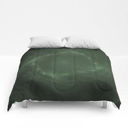 Emerald Eye Comforters