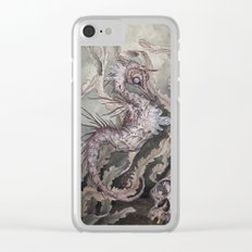 When the Seas Rise Clear iPhone Case
