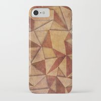 brown iPhone & iPod Cases featuring Brown by jbjart