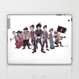 The Lost Boys  from 'Hook' (1991) Laptop & iPad Skin