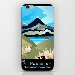 Tama Lakes Magic iPhone Skin