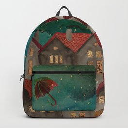 Cozy roof Backpack