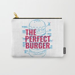 The Perfect Burger Carry-All Pouch