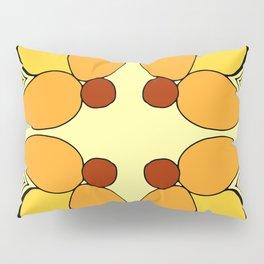 Floral pattern. Pillow Sham