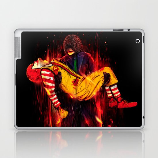 This Is Not a Joke! Laptop & iPad Skin