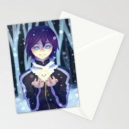 Noragami - The Sound of Snow Stationery Cards