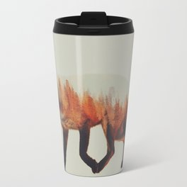 Norwegian Woods: The Fox Travel Mug