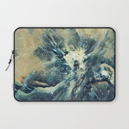 ALTERED Sharpest View of Orion Nebula Laptop Sleeve