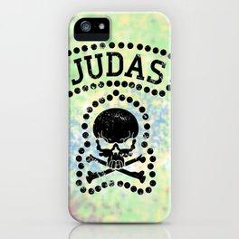 Judas iPhone Case