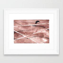 Biber: Rosary Sonatas Series - 5 Framed Art Print