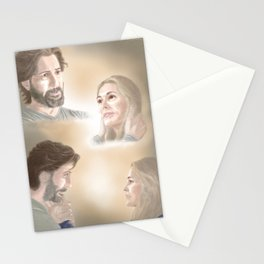 We Will Find Our Humanity Again Stationery Cards