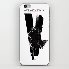 Metal Gear Solid V: The Phantom Pain iPhone Skin